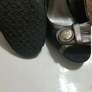 Coach Shoes - Coach Shoes size 6.5